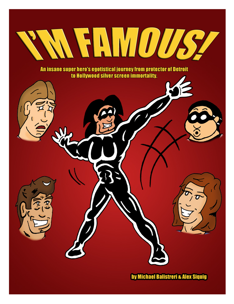 I'm Famous! cover
