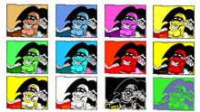 I'm Famous! Andy Warhol