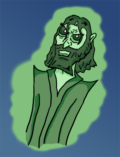Rasputin, webcomic character