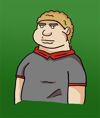 Rufus, webcomic character