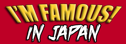 I'm Famous in Japan! webcomic logo